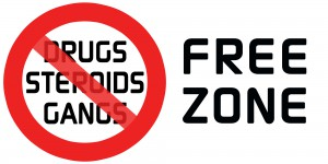 Free Team - No Drugs, No Steroids, No Gangs